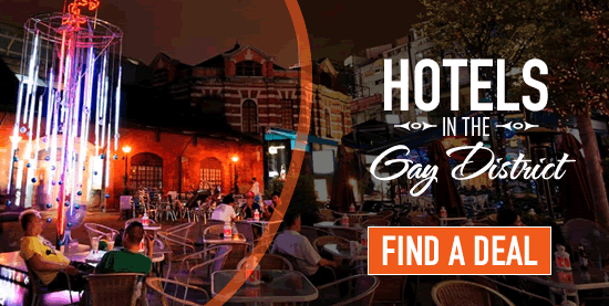 Taipei Hotel Deals gay district