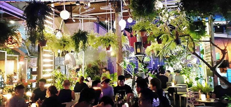 Café Dalida Taipei Gay Bar