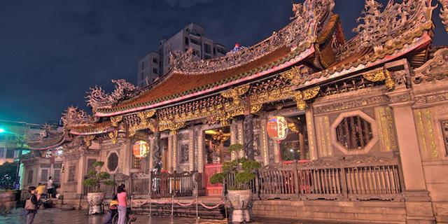Long Shan Temple