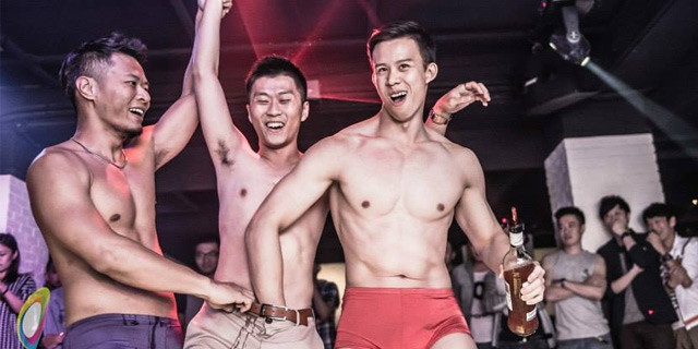 Funky is one of Taipei's longest running and most popular gay clubs - very busy at weekends.